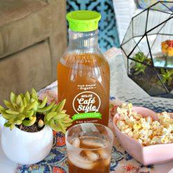 Enjoy Summer with Milo's Cafe Style Tea