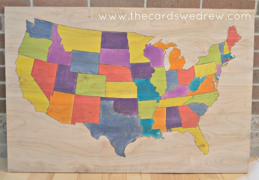 DIY Ultra Dye Map   JOANN