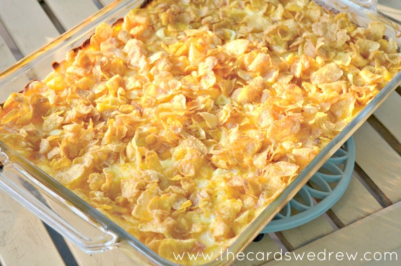 cheesy potatoes casserole
