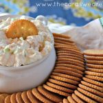 The Best Shrimp Dip