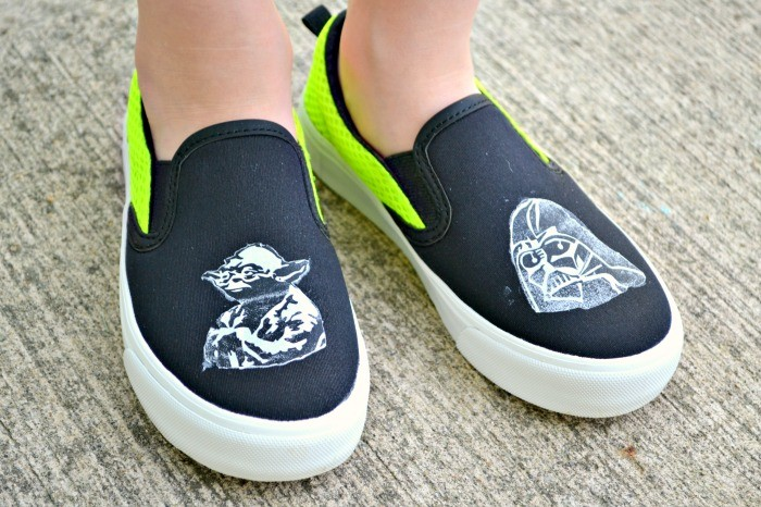 Star Wars Shoes Featured Image