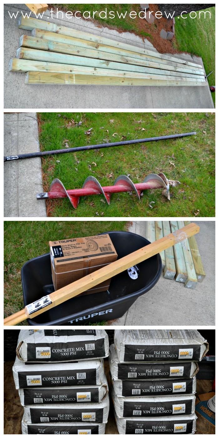 batting cage materials