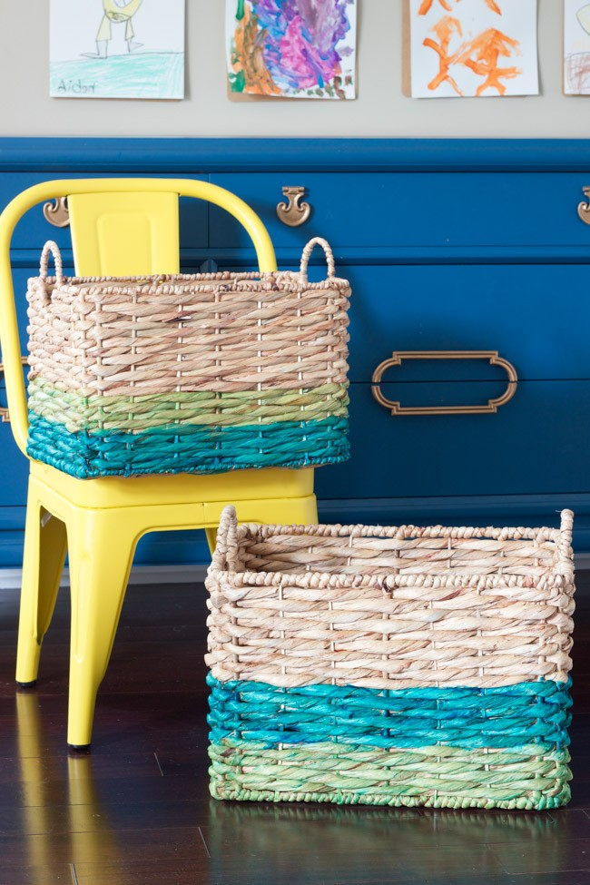 diy-ombre-dyed-baskets-playroom-toy-storage-15