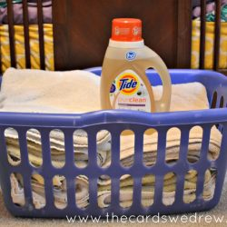 NEW! Tide purclean™ Bio-Based Detergent