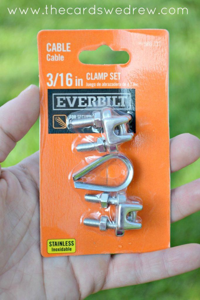 clamp set