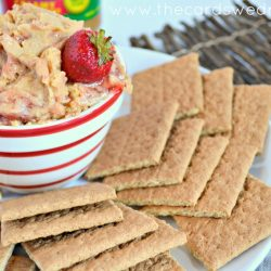 Peanut Butter and Jelly Dip
