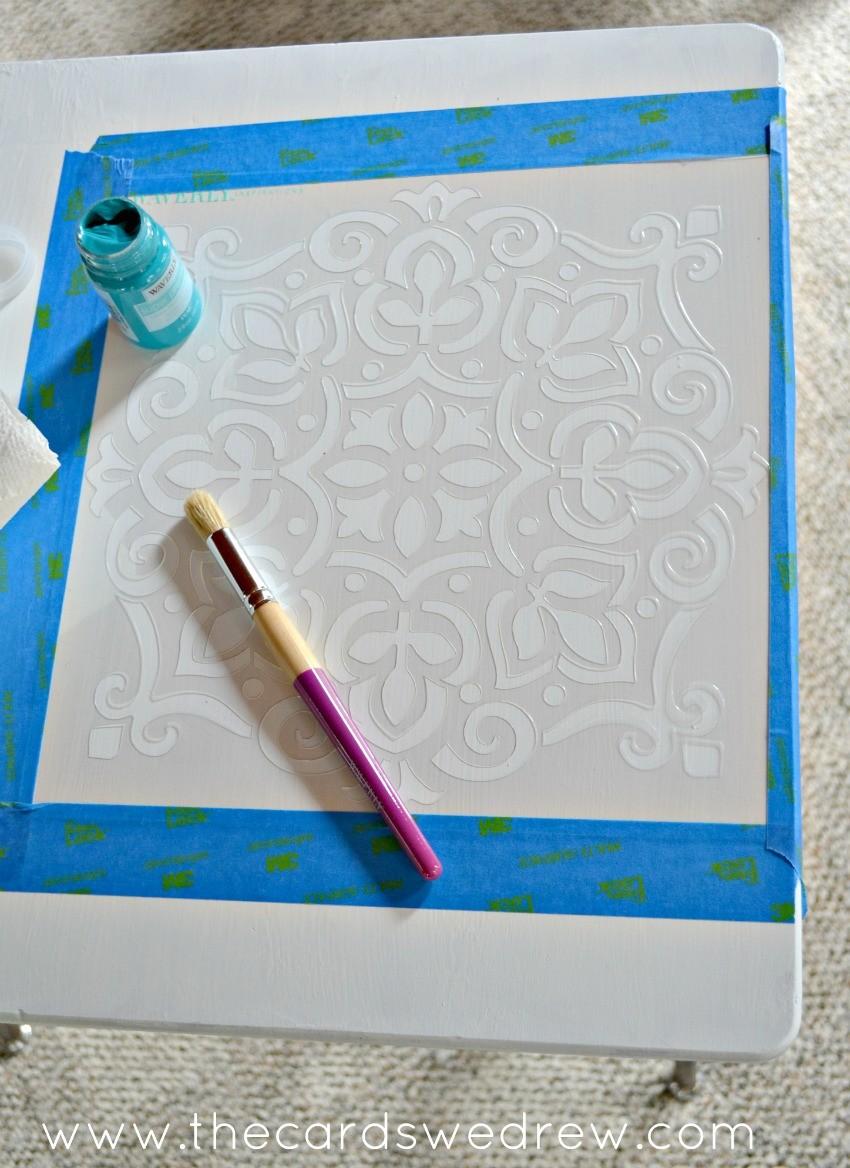 waverly stencils