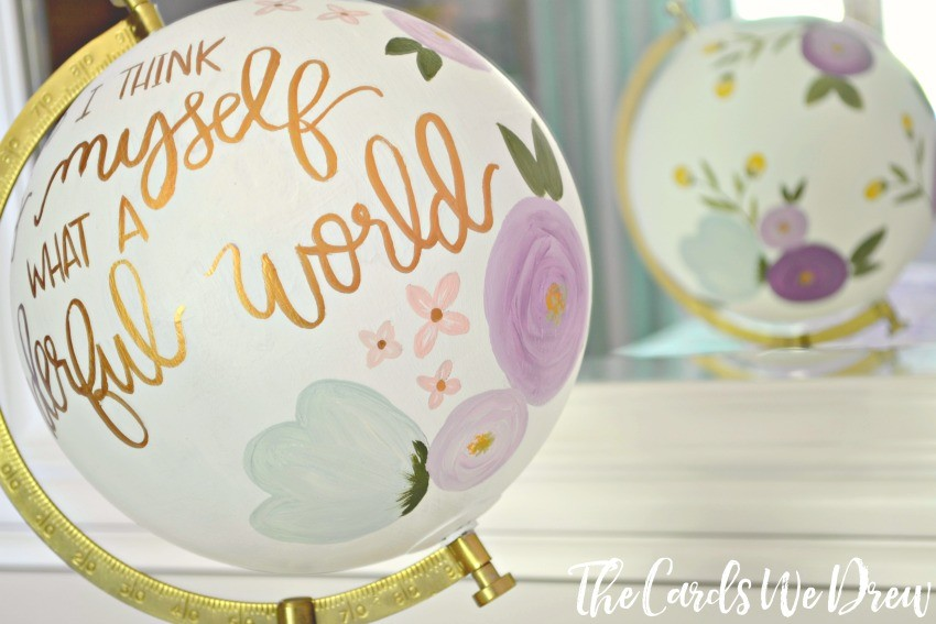 wonderful-world-globe-makeover
