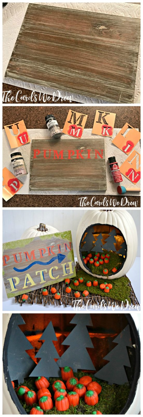pumpkin-patch-diorama-and-barnwood-sign-from-the-cards-we-drew