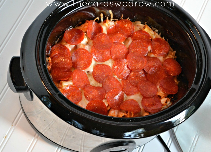 crock pot ideas crockpot pizza casserole 30747