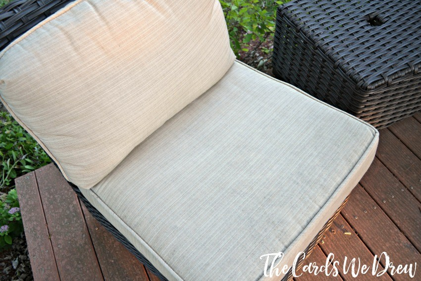 Incroyable How To Clean Patio Cushions Easily ...