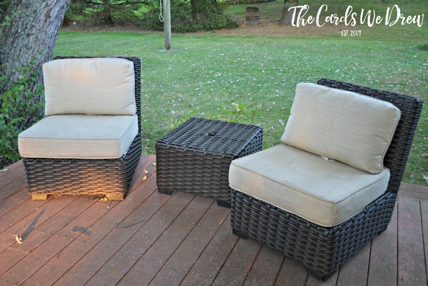 ... How To Clean Patio Cushions