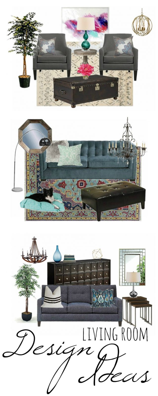 Whole Living Room Furniture Living Room Design Ideas The Cards We Drew