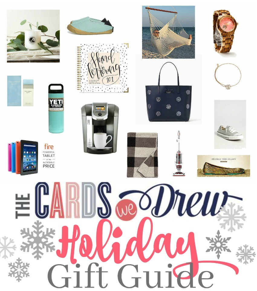 My Christmas Gifts: My Favorite Things Holiday Gift Guide (Gifts For Her