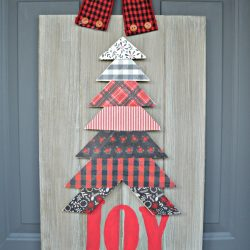 Holiday Front Door Decor