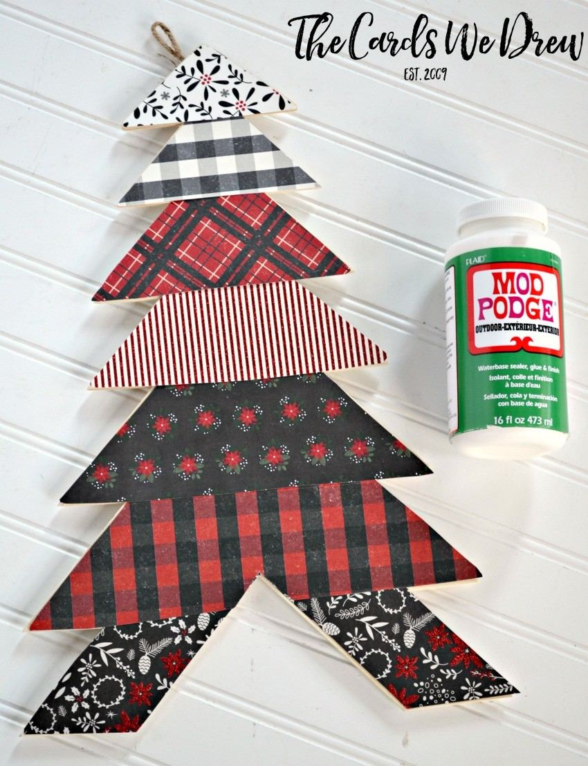 scrapbook-christmas-tree