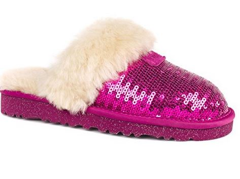 sequin-ugg-slippers