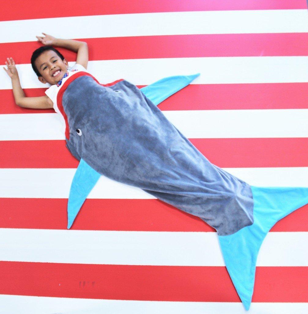shark-blanket