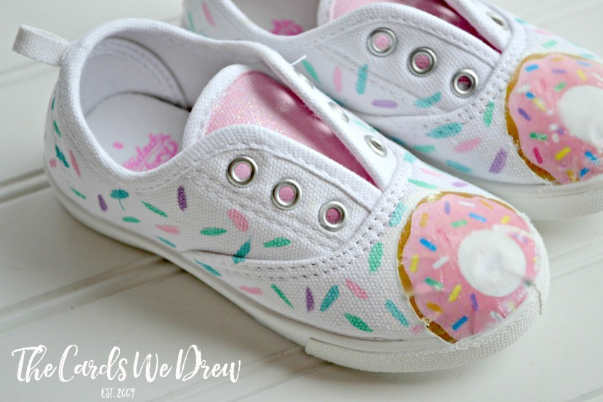 Donut Sneakers The Cards We Drew
