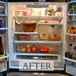 How to Clean and Organize Your Fridge the Easy Way