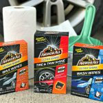 Easy Car Cleaning Kit for Kids with Armor All Wipes