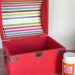 DIY Classroom Reward Chest