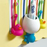 Rub a Dub Dub DIY Toothbrush Holder with Tom's of Maine