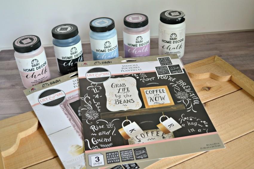 chalk paint projects
