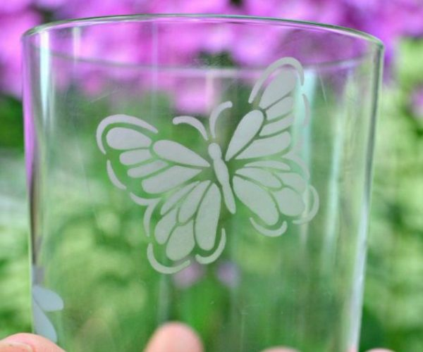 How to Etch Glass