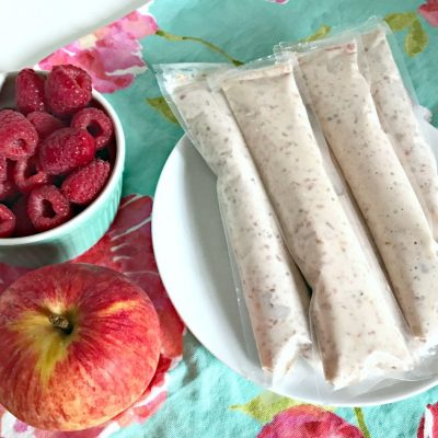 Overnight Oatmeal To Go for Kids