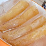 Boozy Peach Sweet Tea Popsicles