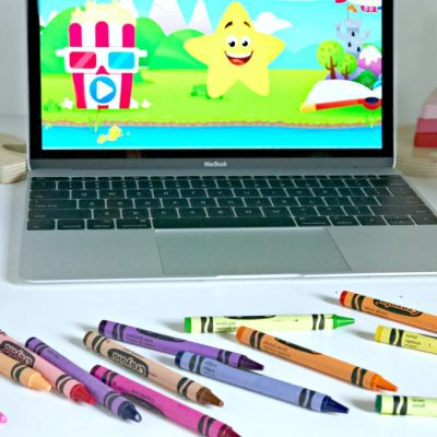 The Best New Online Educational Game for Toddlers