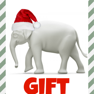 Even MORE White Elephant Gift Ideas