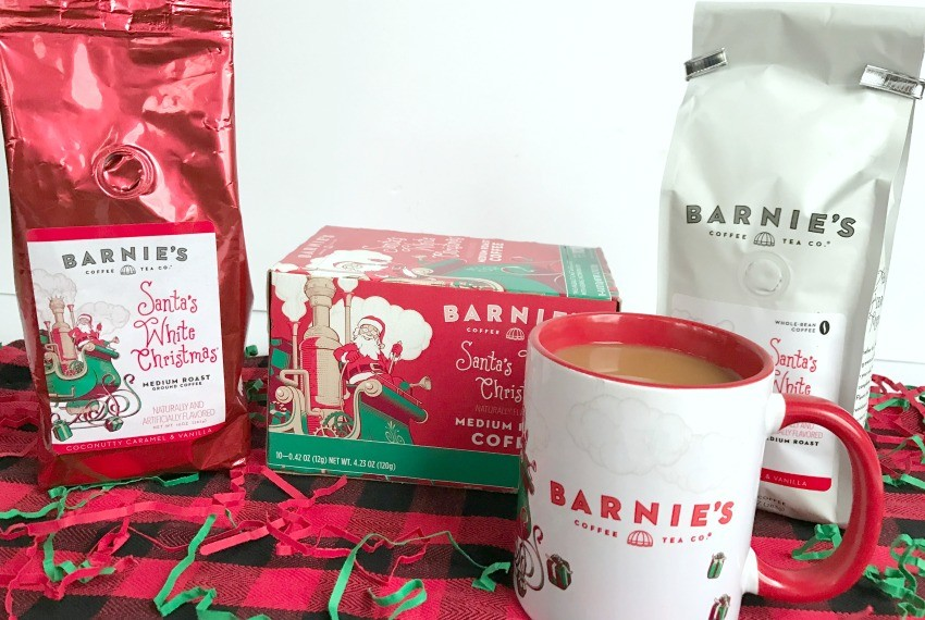 i enjoy getting up early in the morning brewing up a delicious cup of barnies coffee and just relaxing before the busy day begins