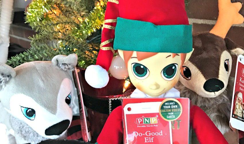Free Santa Wishlist Printable + Portable North Pole Christmas
