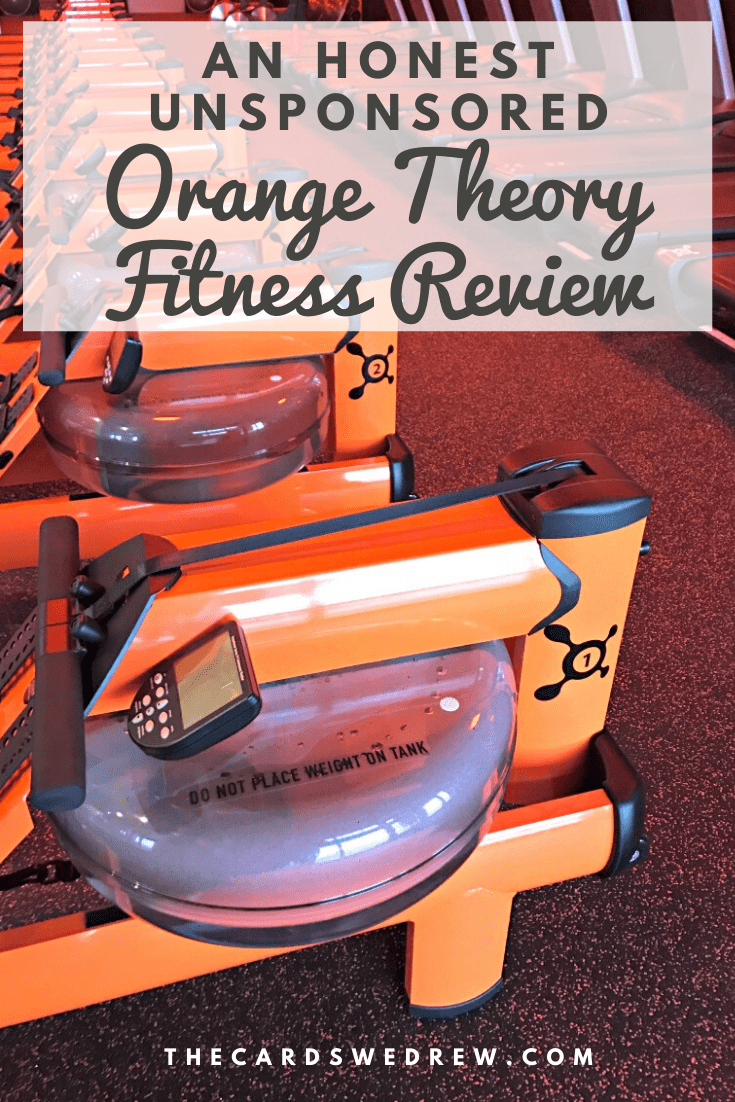 An Honest, Unsponsored Orange Theory Fitness Review