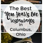 Best Restaurants for New Year's Eve in Columbus, Ohio