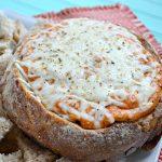stuffed bread pizza dip