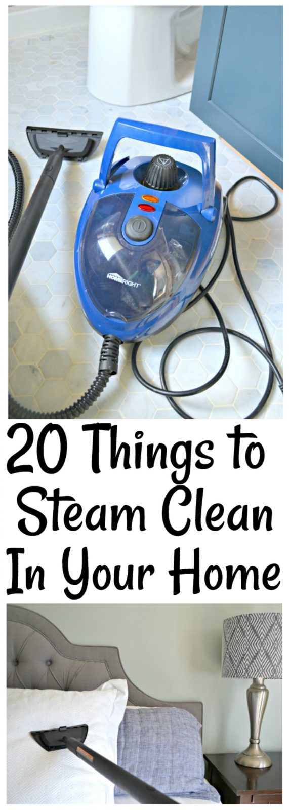 uses for steam cleaners