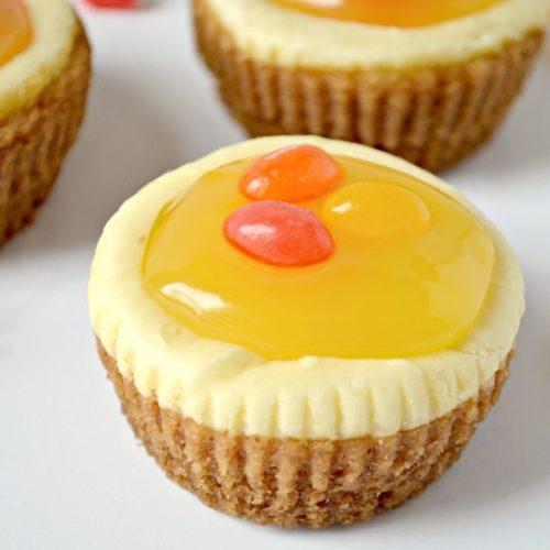 Lemon Sugar Cookie Mini Cheesecakes The Cards We Drew
