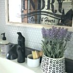 Affordable Backsplash Idea