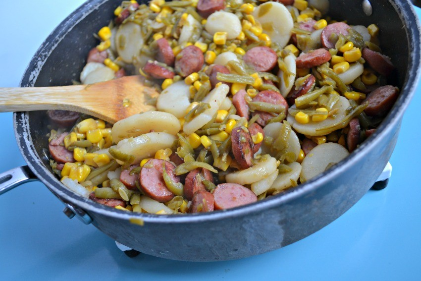 kielbasa recipes for dinner