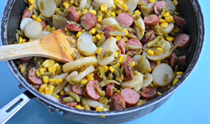 quick and easy kielbasa recipes
