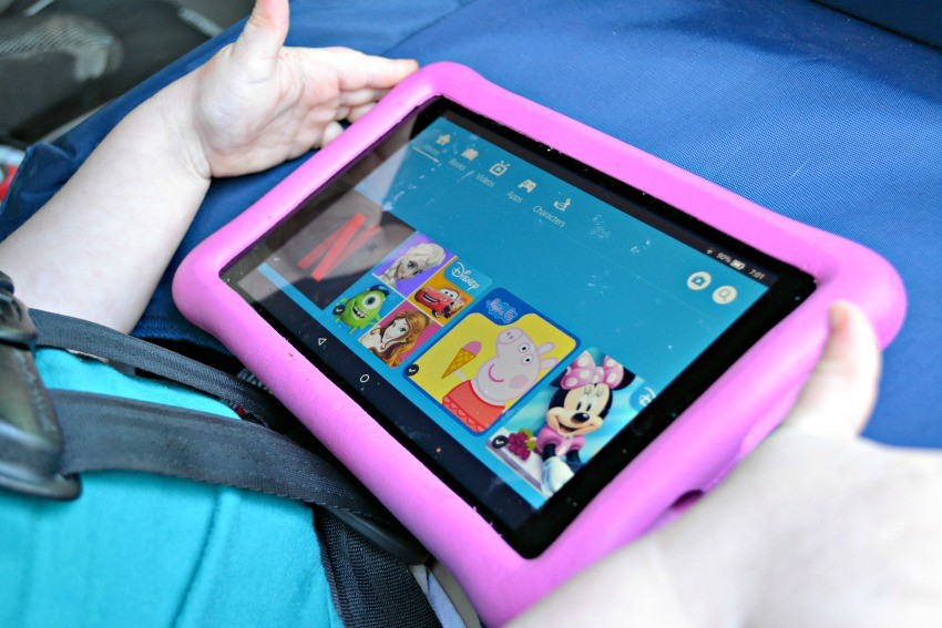 kids fire tablet review
