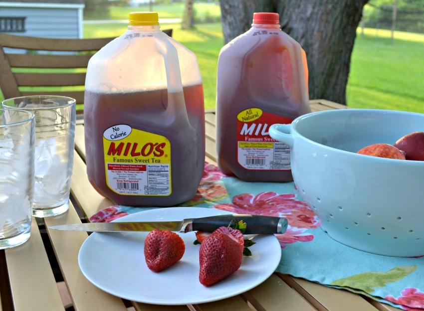 milos sweet tea