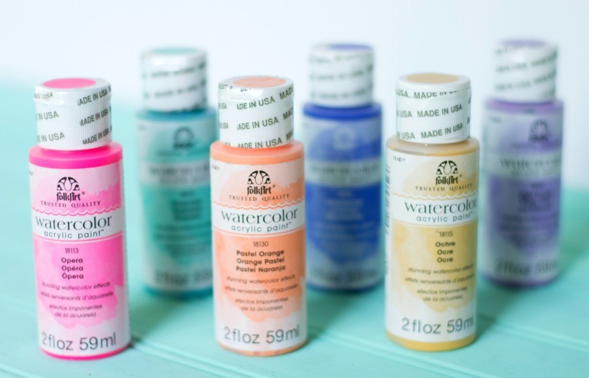 Watercolor Craft Paint