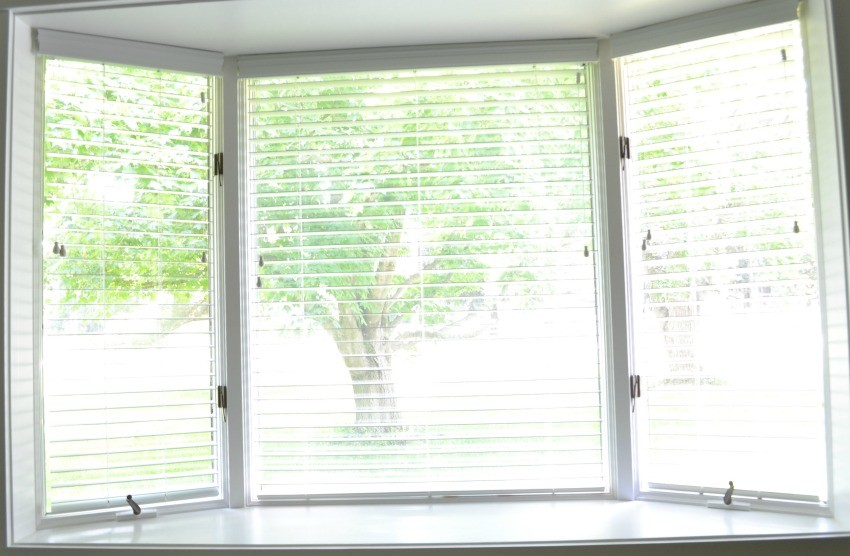 bay window ideas with window seat