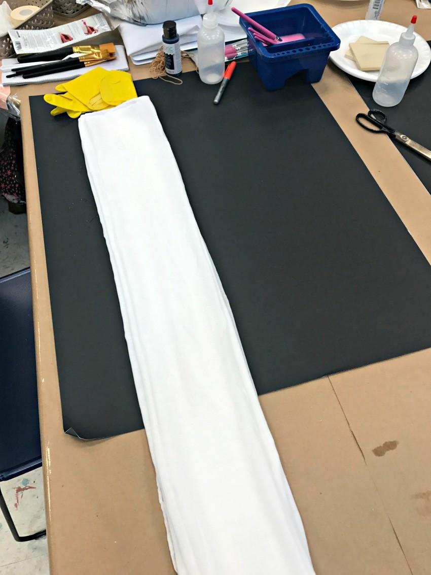 shibori folding patterns