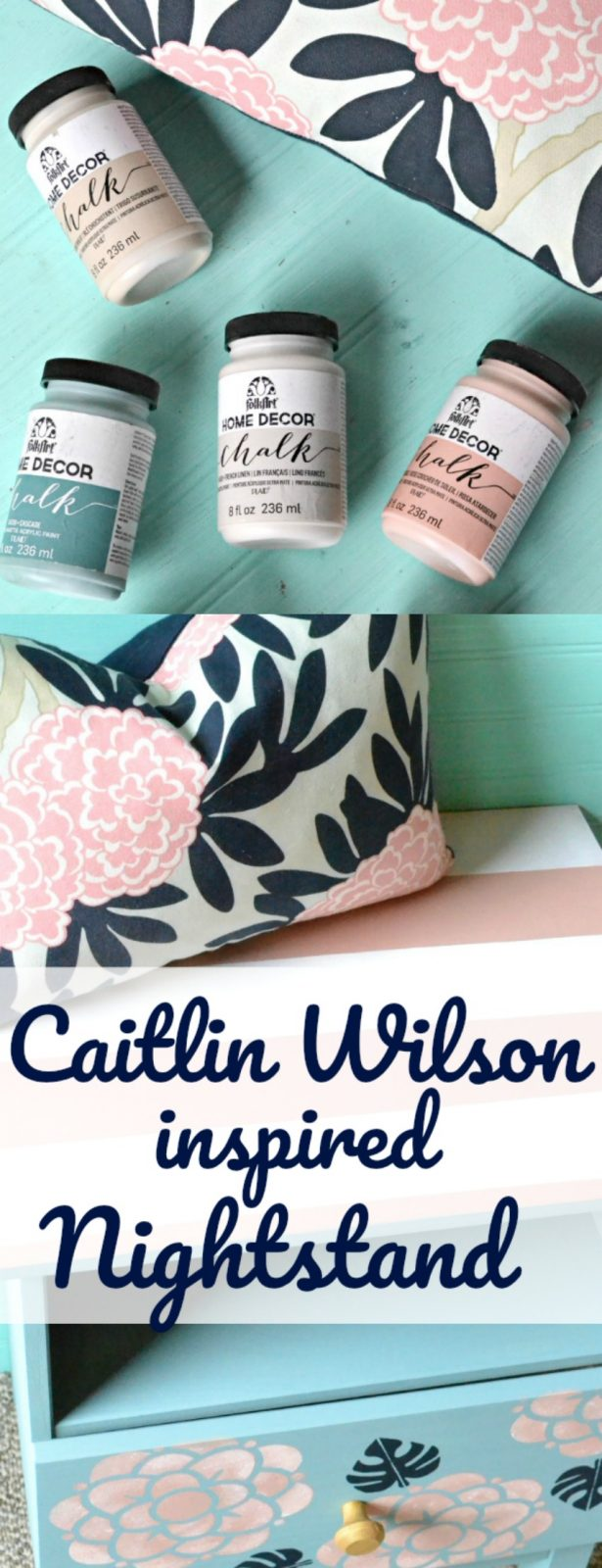 Caitlin Wilson Inspired Nightstand