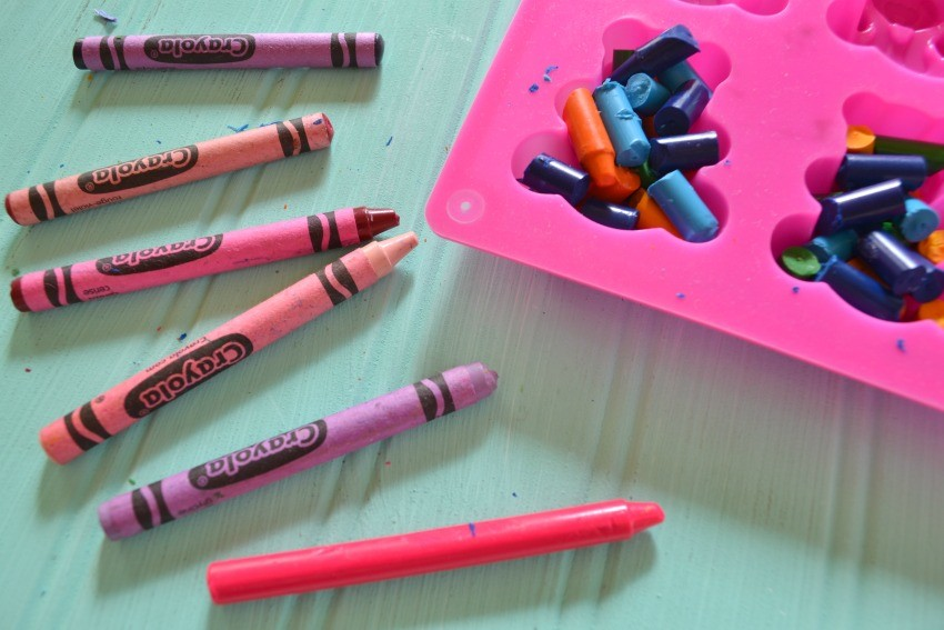 crayon mold maker